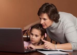 Kinder sicher am PC